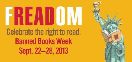 Banned Books 2013