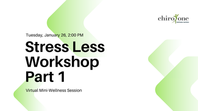 Stress Less Workshop Part 1