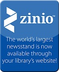 Zinio Web Button